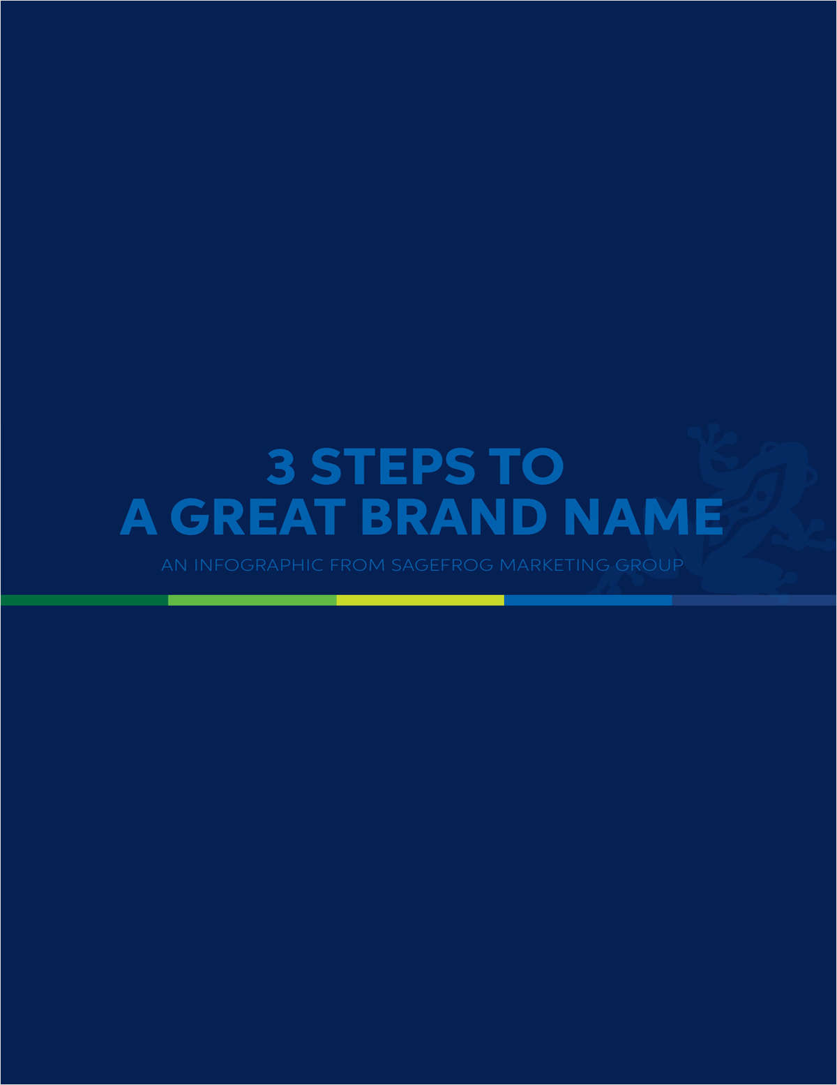 3 Steps to Creating a Great Brand Name