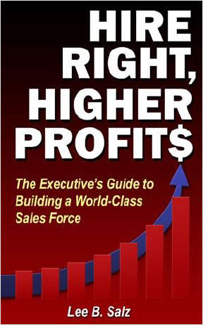 Hire Right, Higher Profits -- Free eBook Excerpt and 20% Off Book Offer