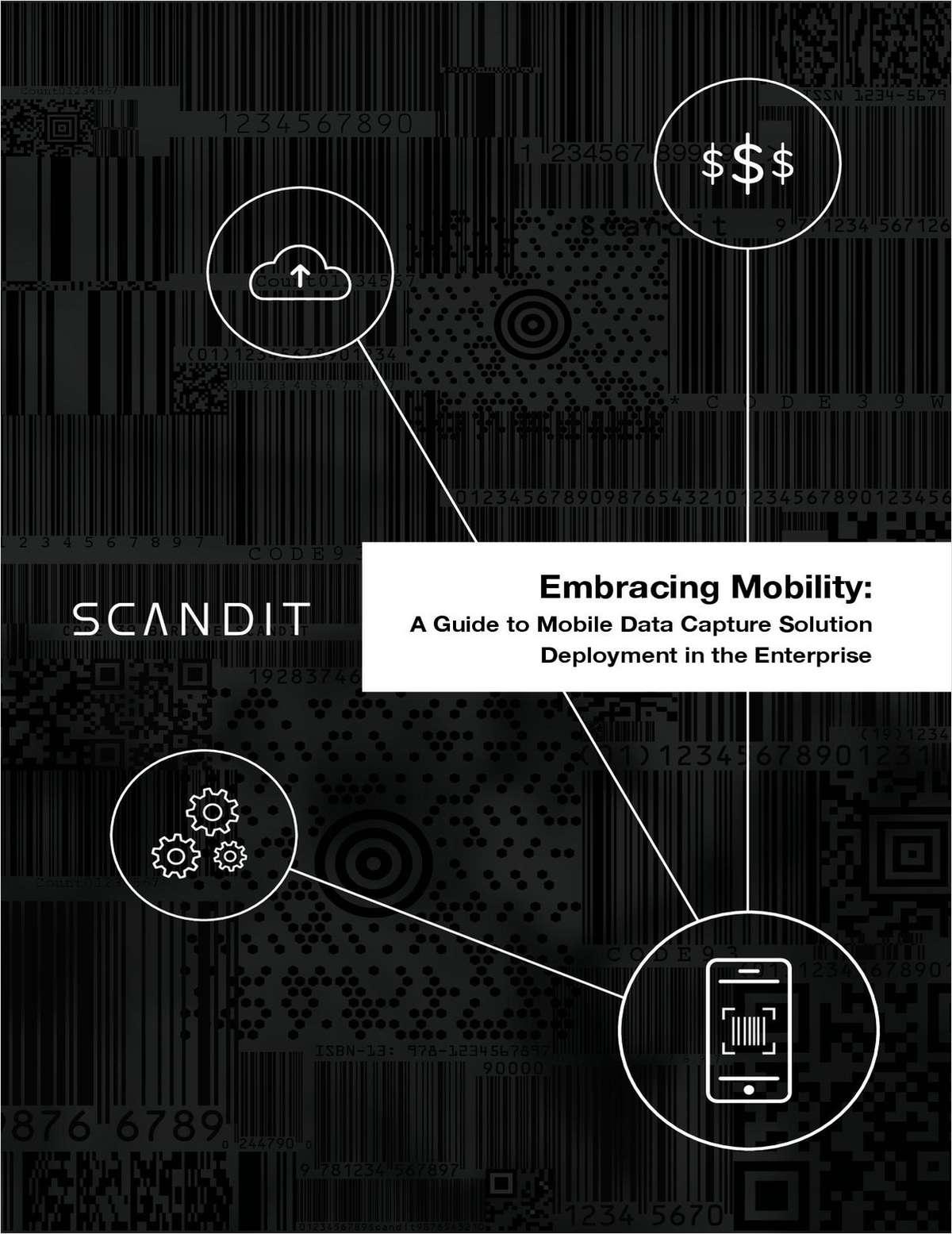 Allumfassende Mobilität: eine Anleitung für die Nutzung von mobilen Datenerfassungslösungen in Unternehmen.