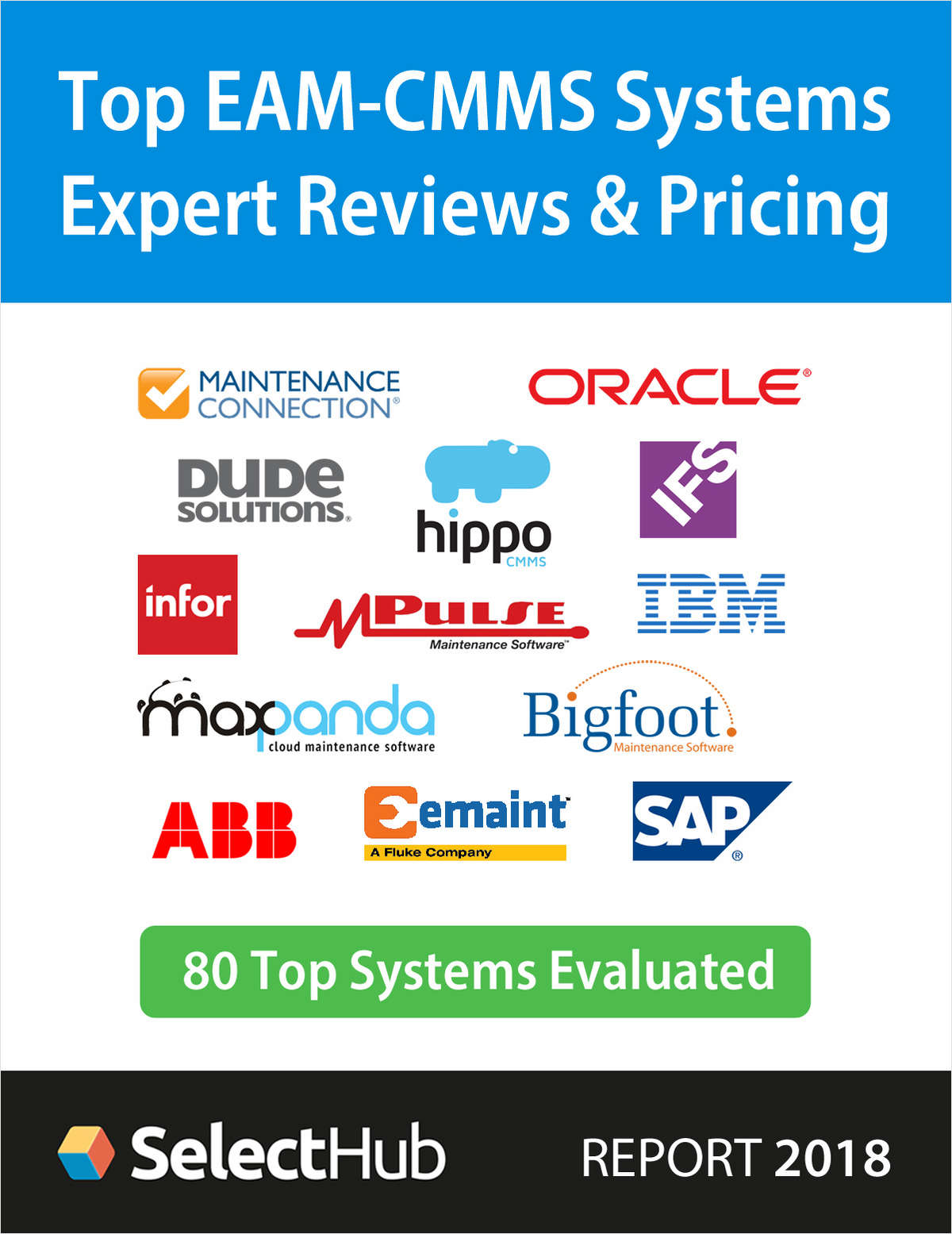 Top Computerized Maintenance Management (CMMS) Software Reviews and Pricing 2016--Free Analyst Report