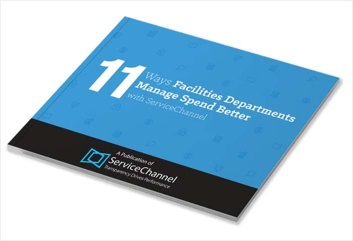11 Ways Facilities Departments Manage Spend Better
