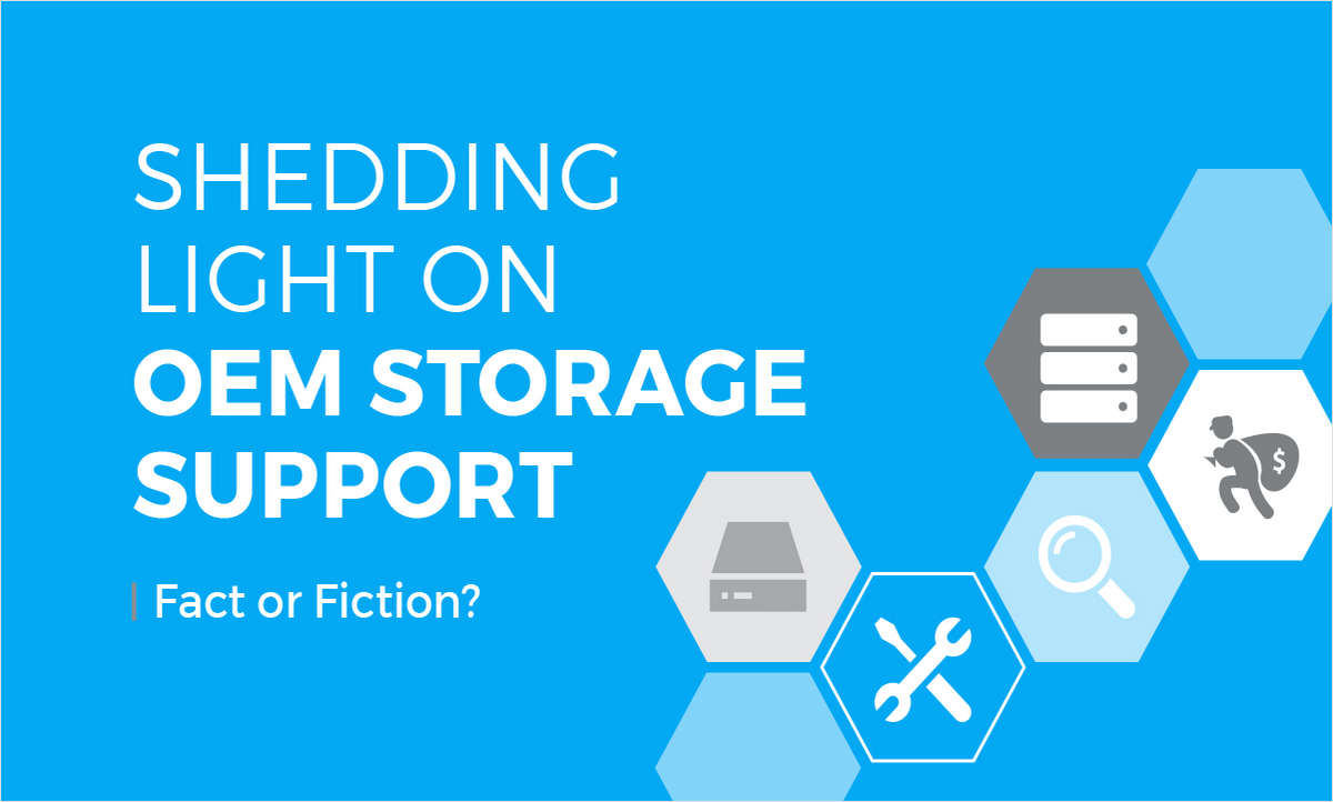 Shedding Light on OEM Storage Support