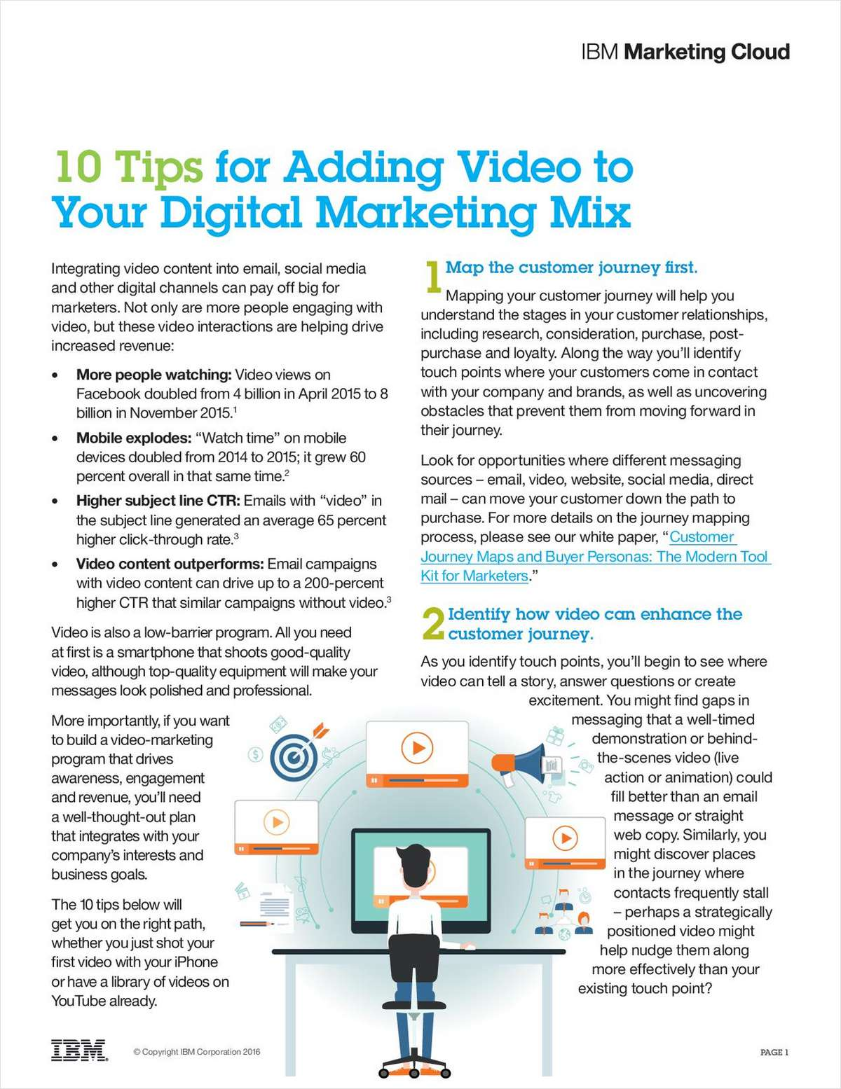 10 Tips for Adding Video to Your Digital Marketing Mix