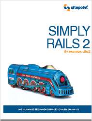 Simply Rails 2 - Free 173 Page Preview!