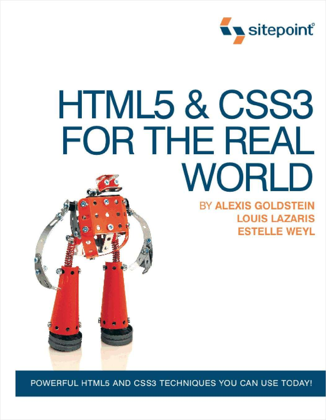 HTML5 & CSS3 for the Real World - Free 119 Page Preview