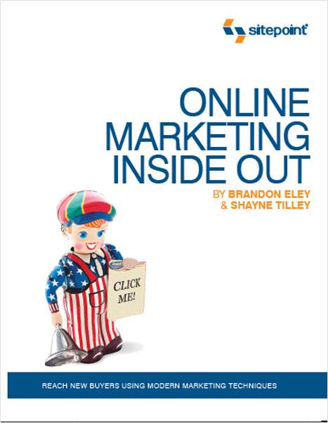 Online Marketing Inside Out- Free 39 Page Preview