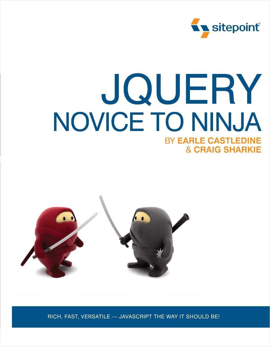 jQuery: Novice To Ninja- Free 151 Page Preview