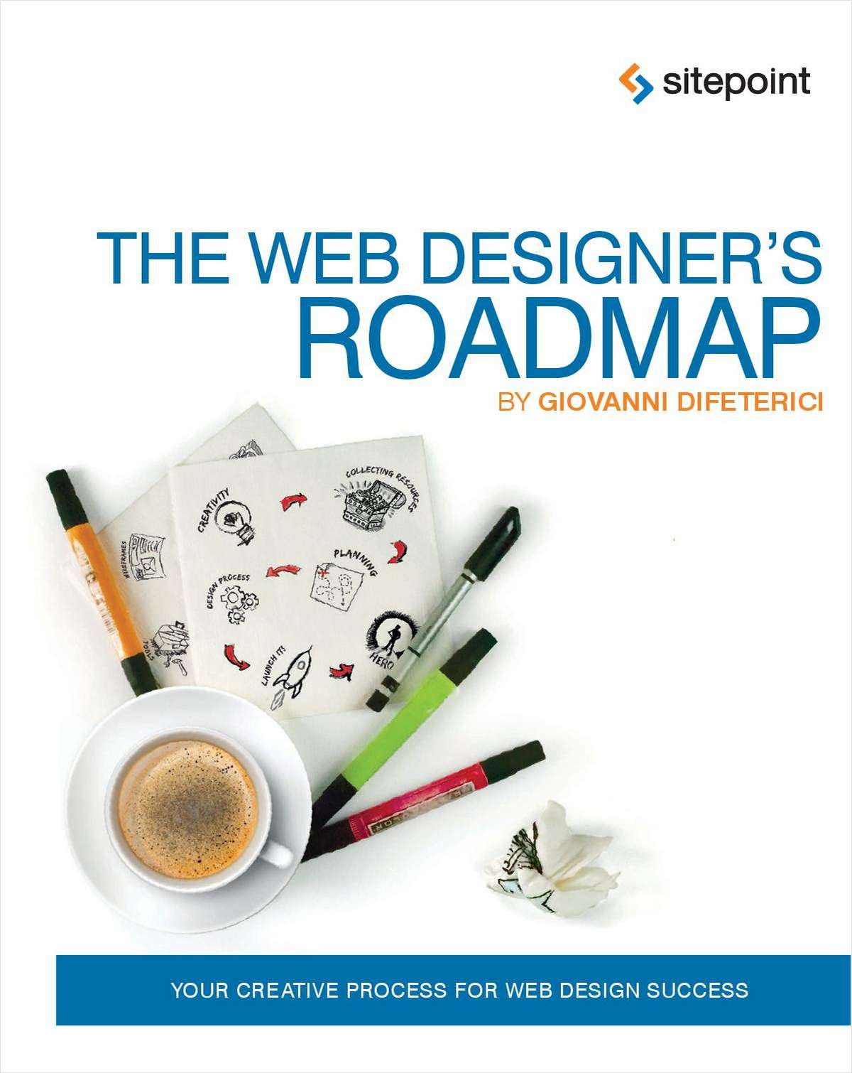 The Web Designer's Roadmap--Free 32 Page Preview