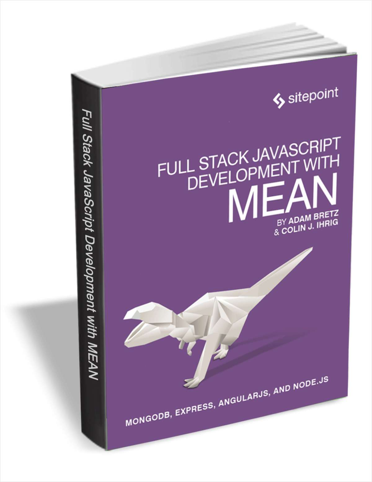 Full Stack JavaScript Development with MEAN (FREE eBook, $30 Value!)