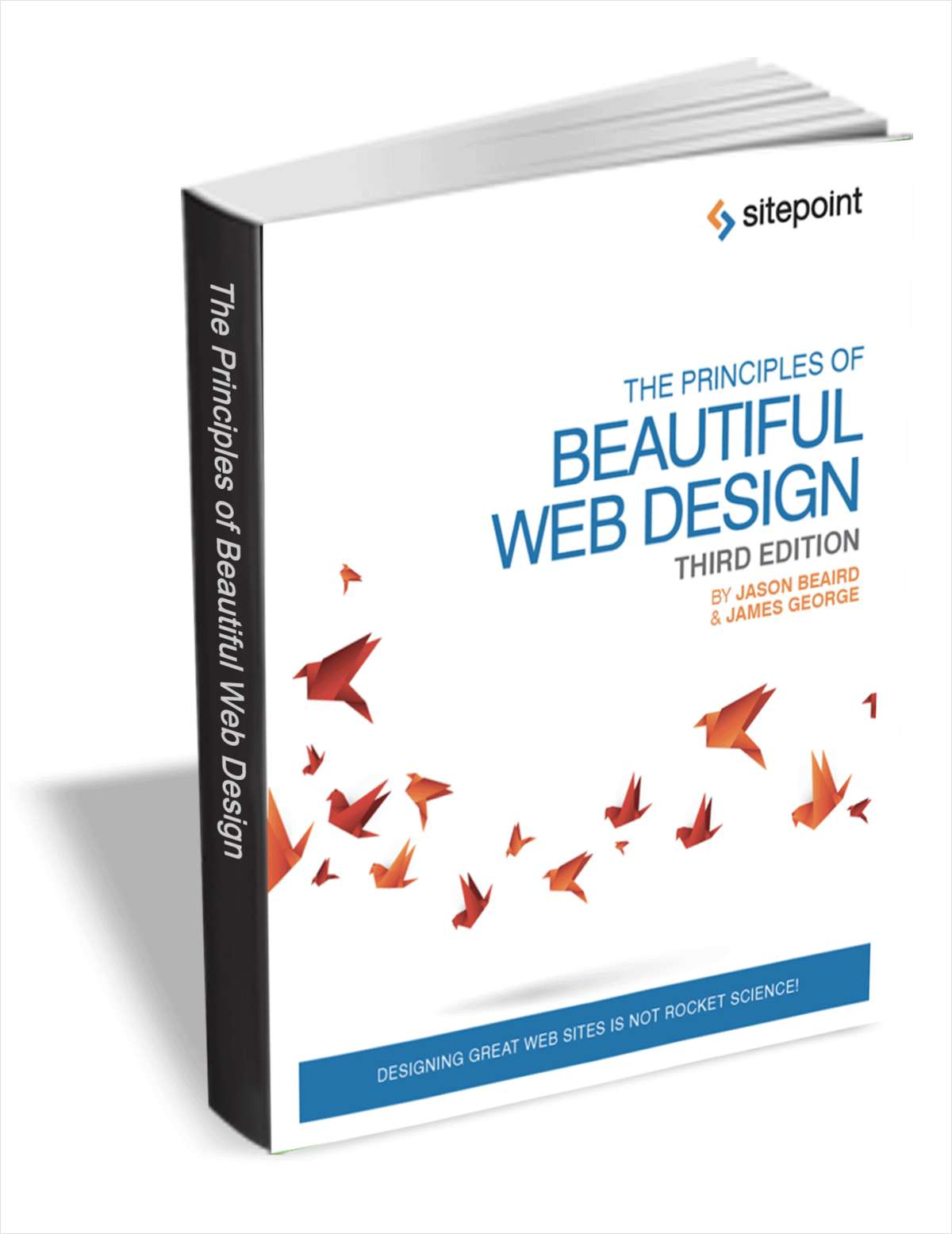 The Principles of Beautiful Web Design, 3rd Edition ($30 eBook, FREE)
