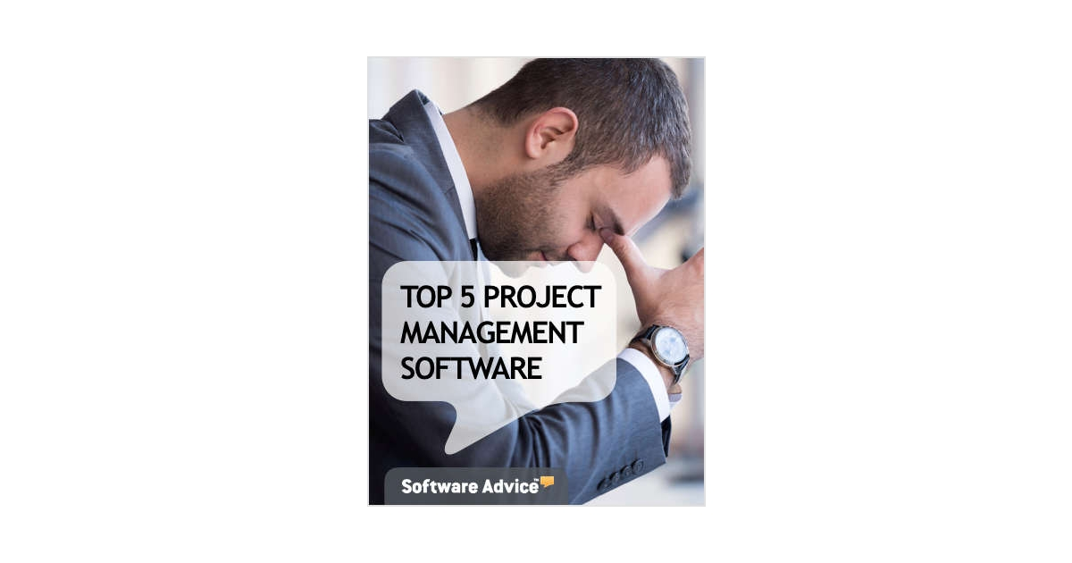 The top 5 project management software get unbiased reviews price the top 5 project management software get unbiased reviews price quotes free software advice inc price quote fandeluxe Image collections