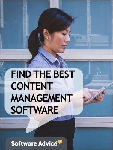 Find the Best 2017 Content Management Software - Get FREE Custom Price Quotes