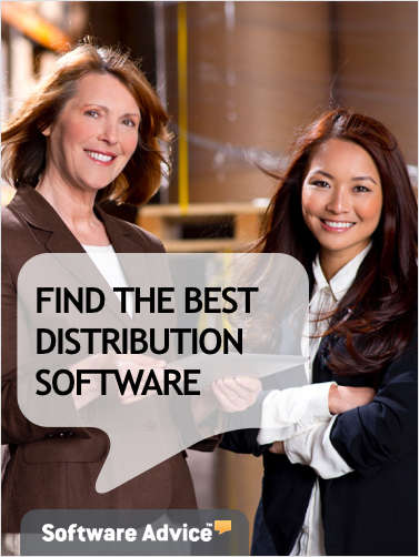 Find the Best 2017 Distribution Software - Get FREE Custom Price Quotes