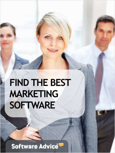 Find the Best 2017 Marketing Software - Get FREE Custom Price Quotes
