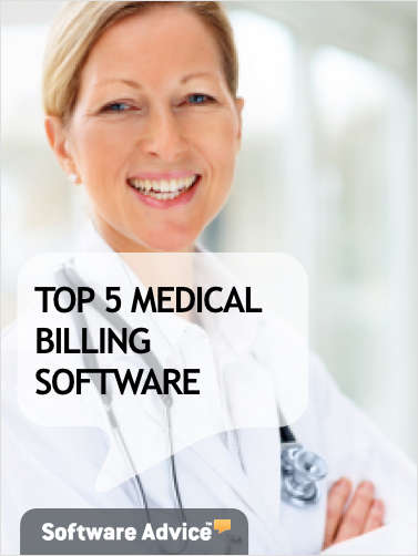 The Top 5 Medical Billing Software - Get Unbiased Reviews & Price Quotes