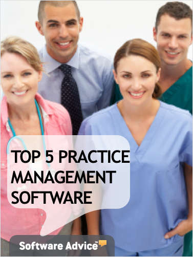 The Top 5 Practice Management Software - Get Unbiased Reviews & Price Quotes