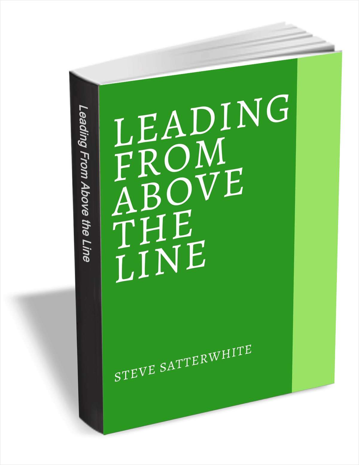 Leading from Above the Line