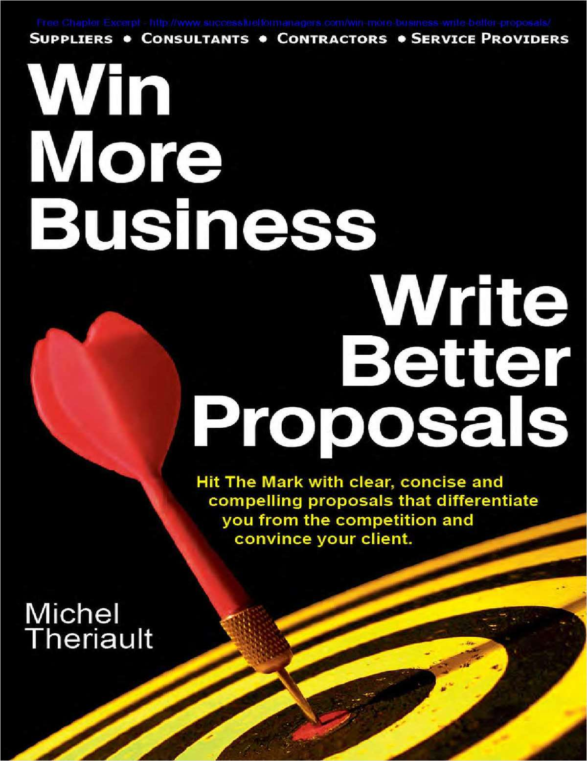 Win More Business, Write Better Proposals