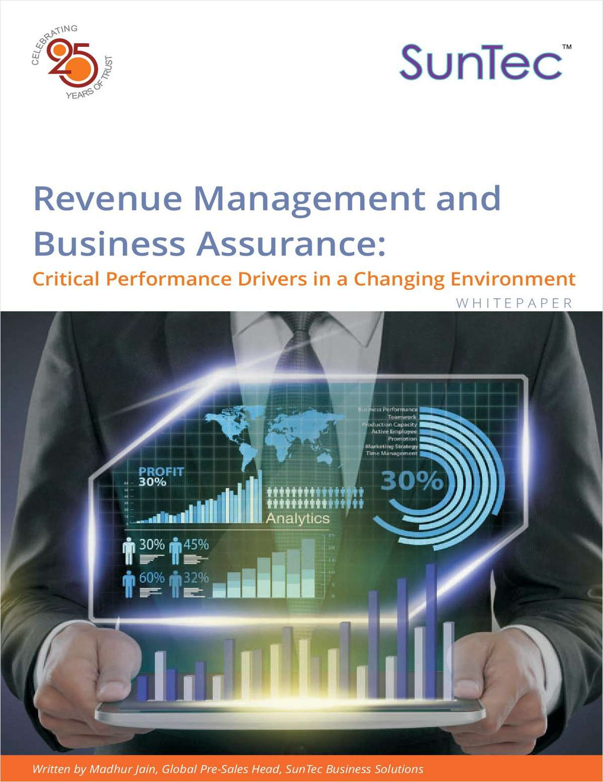 Revenue Management and Business Assurance in Financial Services: Critical Performance Drivers in a Changing Environment