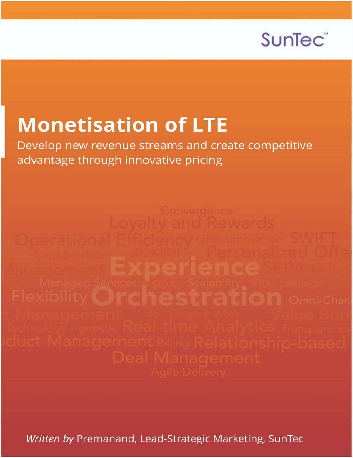 Monetisation of LTE Services for Telecom operators