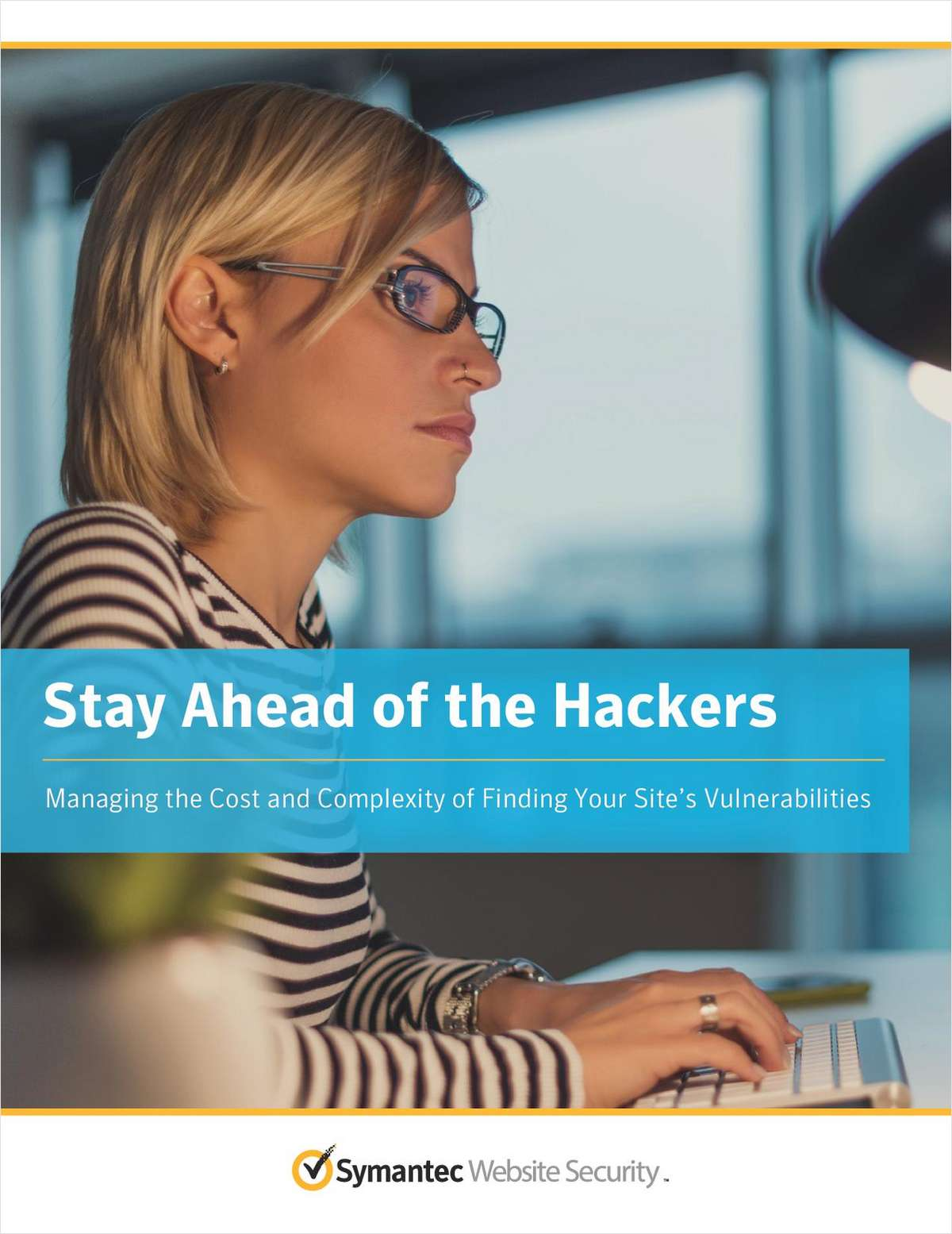 Stay Ahead of Hackers