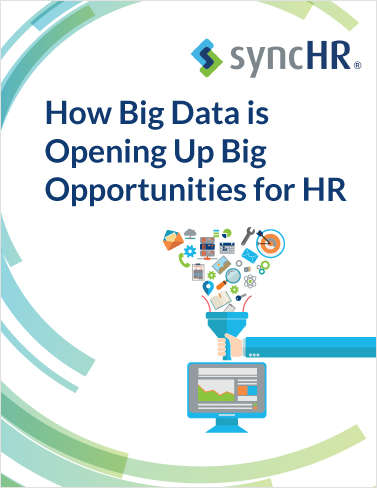 How Big Data is Opening up Big Opportunities for Human Resources
