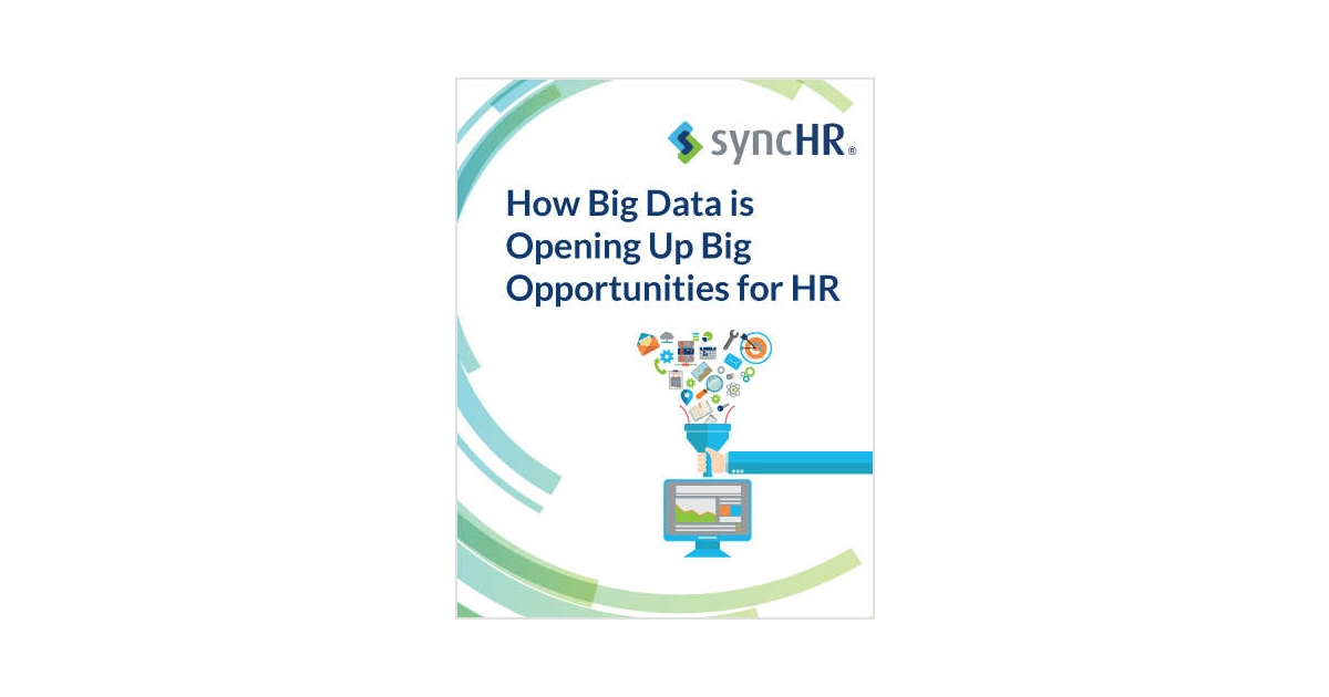 How Big Data is Opening UP Big Opportunities for HR
