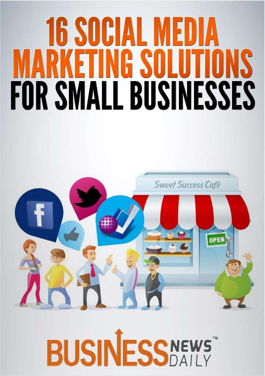 16 Social Media Marketing Solutions for Small Businesses