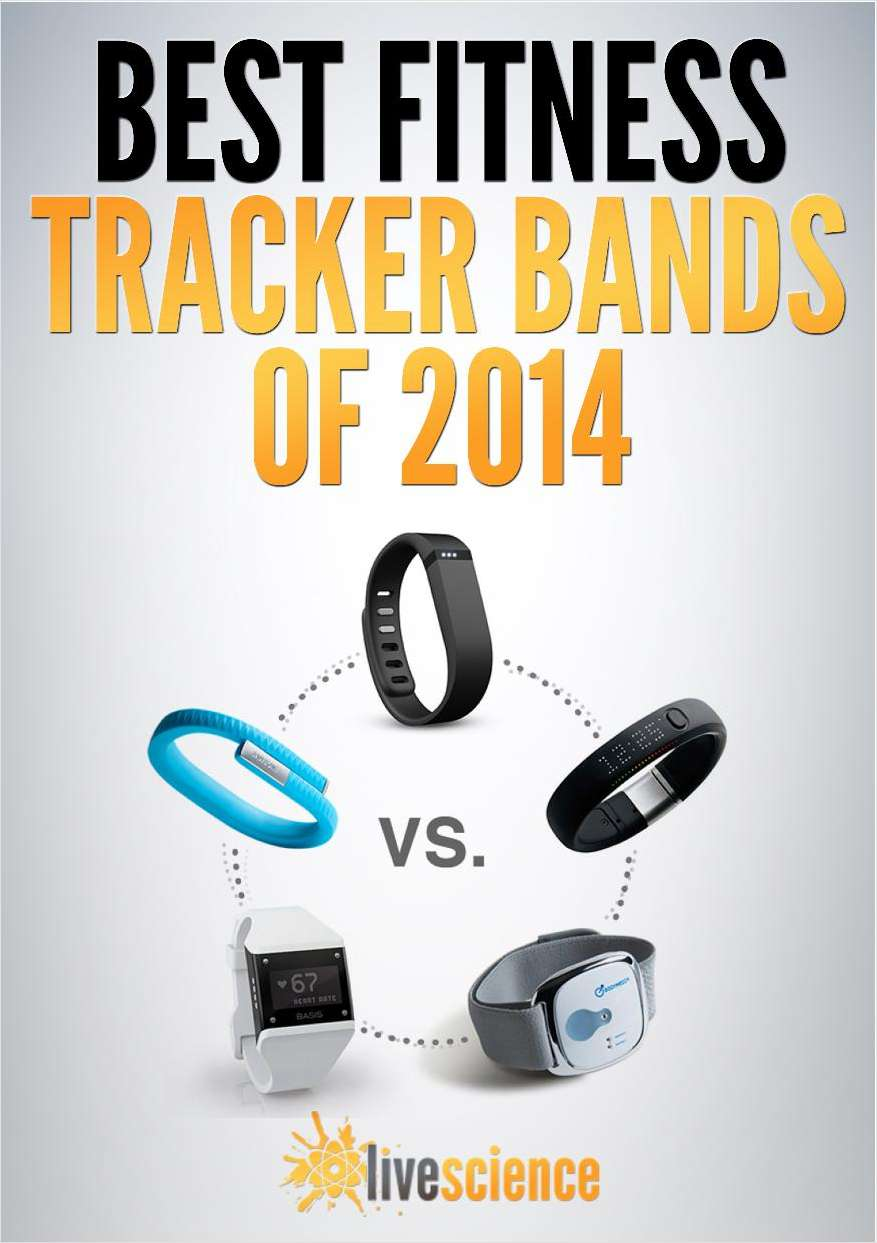 Best Fitness Tracker Bands of 2014