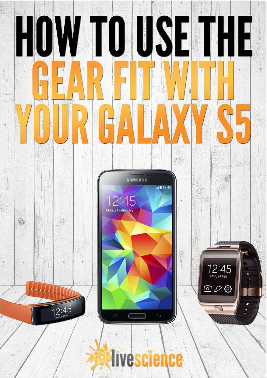 How to Use the Gear Fit with Your Galaxy S5