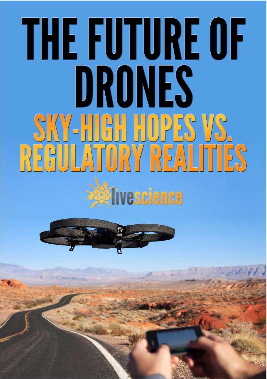 The Future of Drones: Sky-High Hopes vs. Regulatory Realities