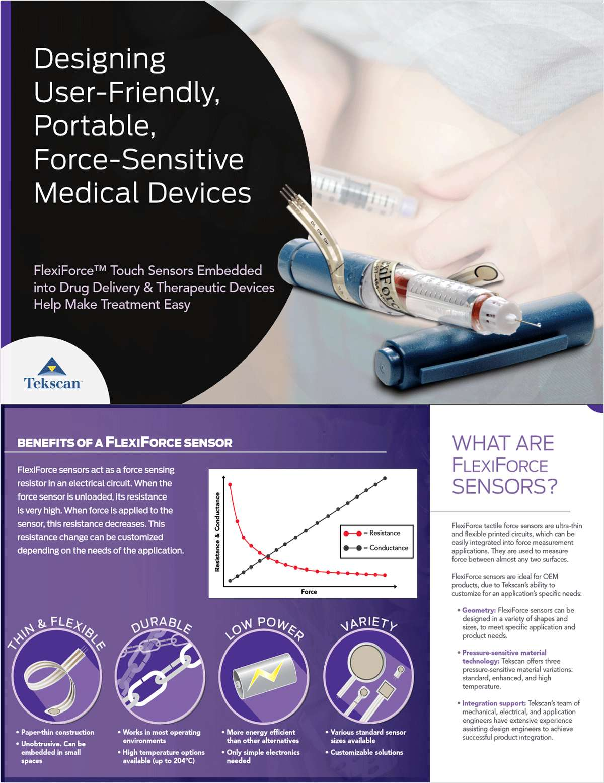 How Embedded Force Sensors Make Medical Devices that Empower Patients