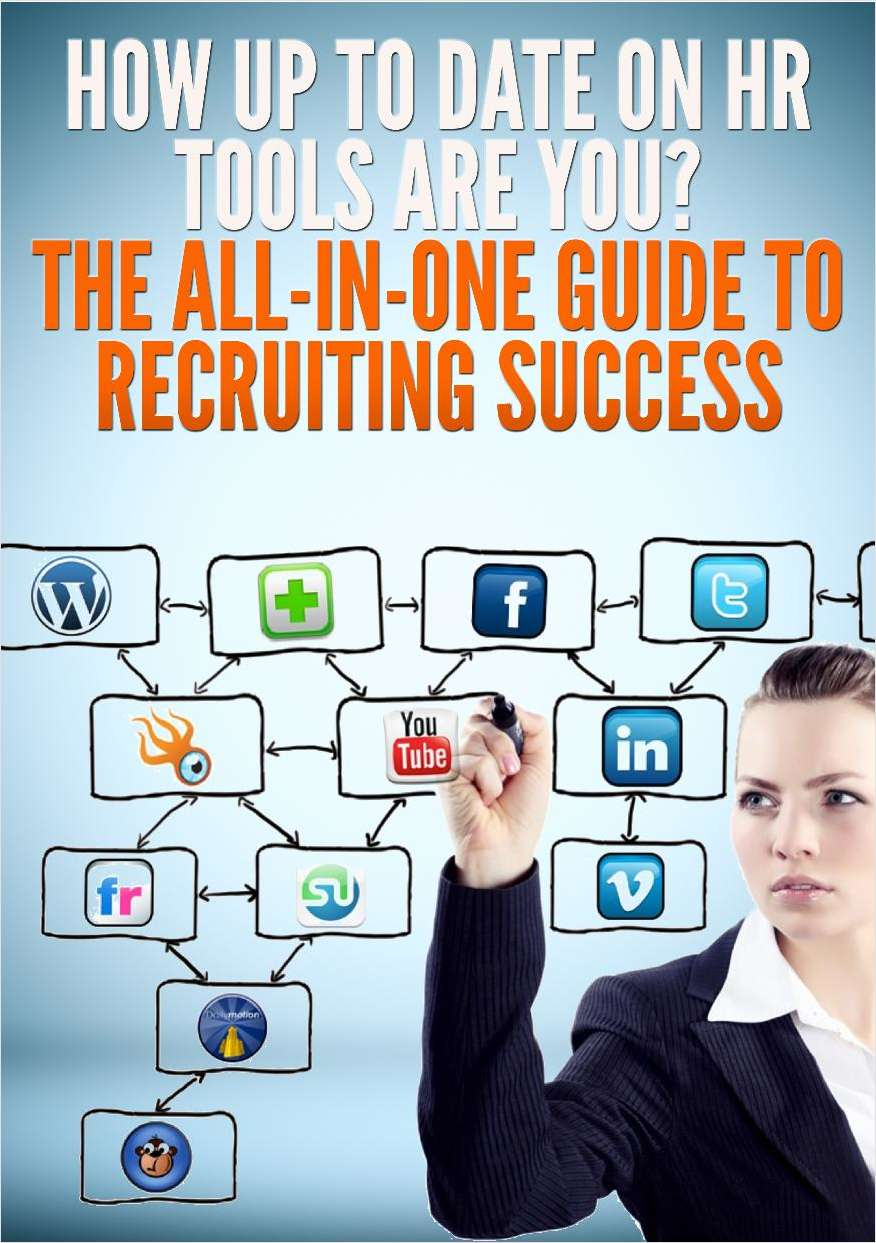 How Up to Date on HR Tools Are You? The All-in-One Guide to Recruiting Success