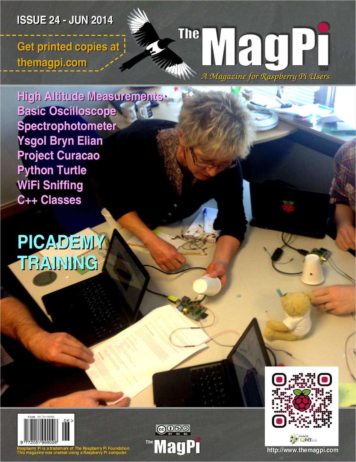 The MagPi Magazine: Picademy Training