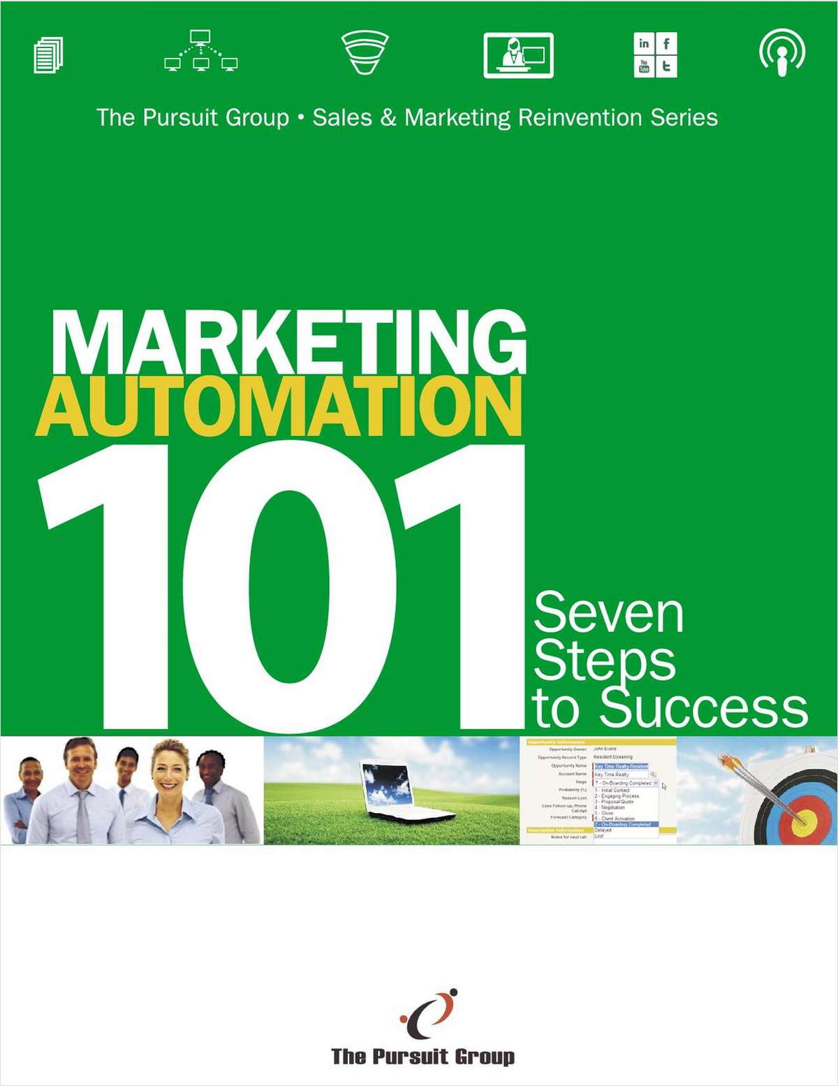 Marketing Automation 101:  Seven Steps to Success