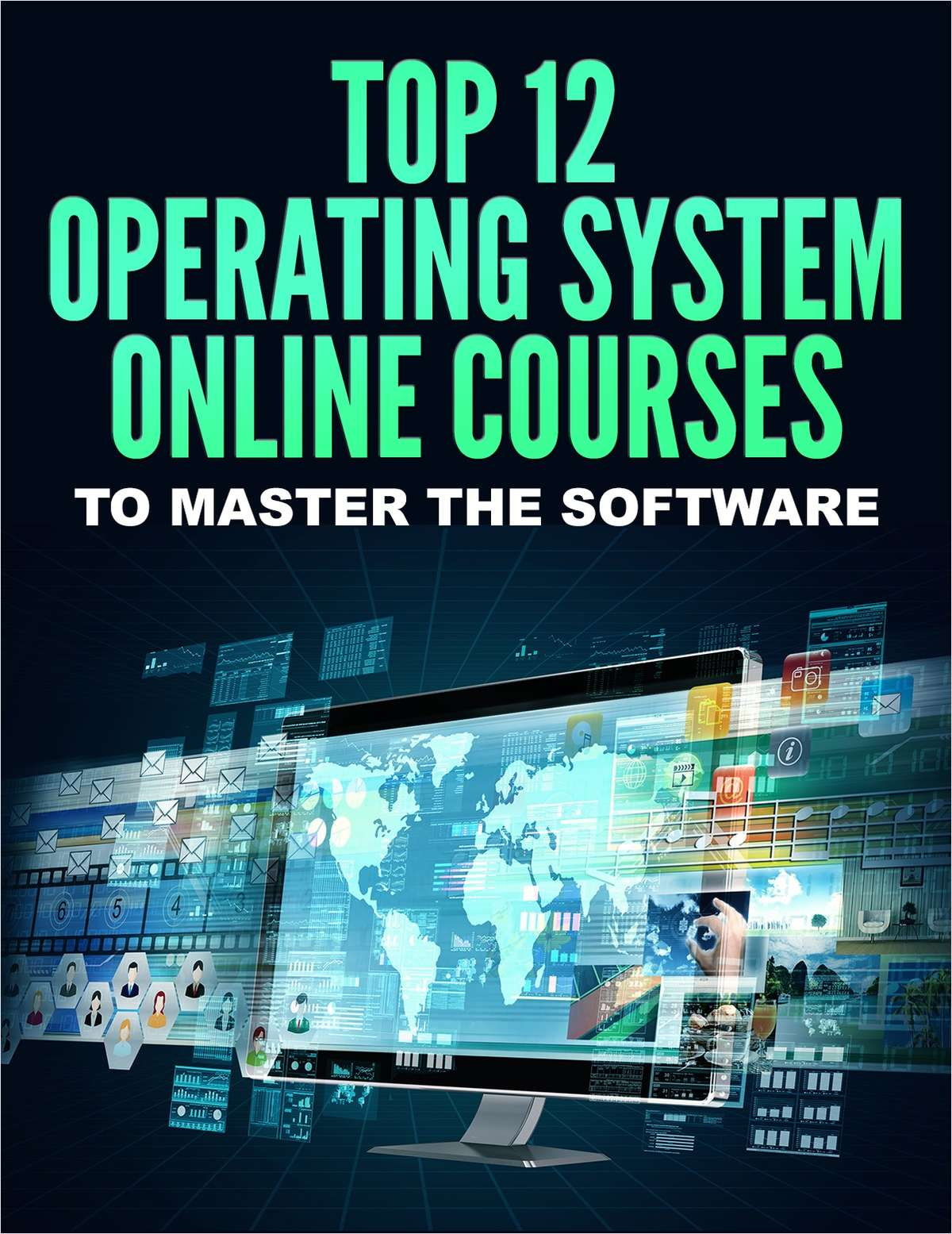 Top 12 Operating System Online Courses to Master the Software