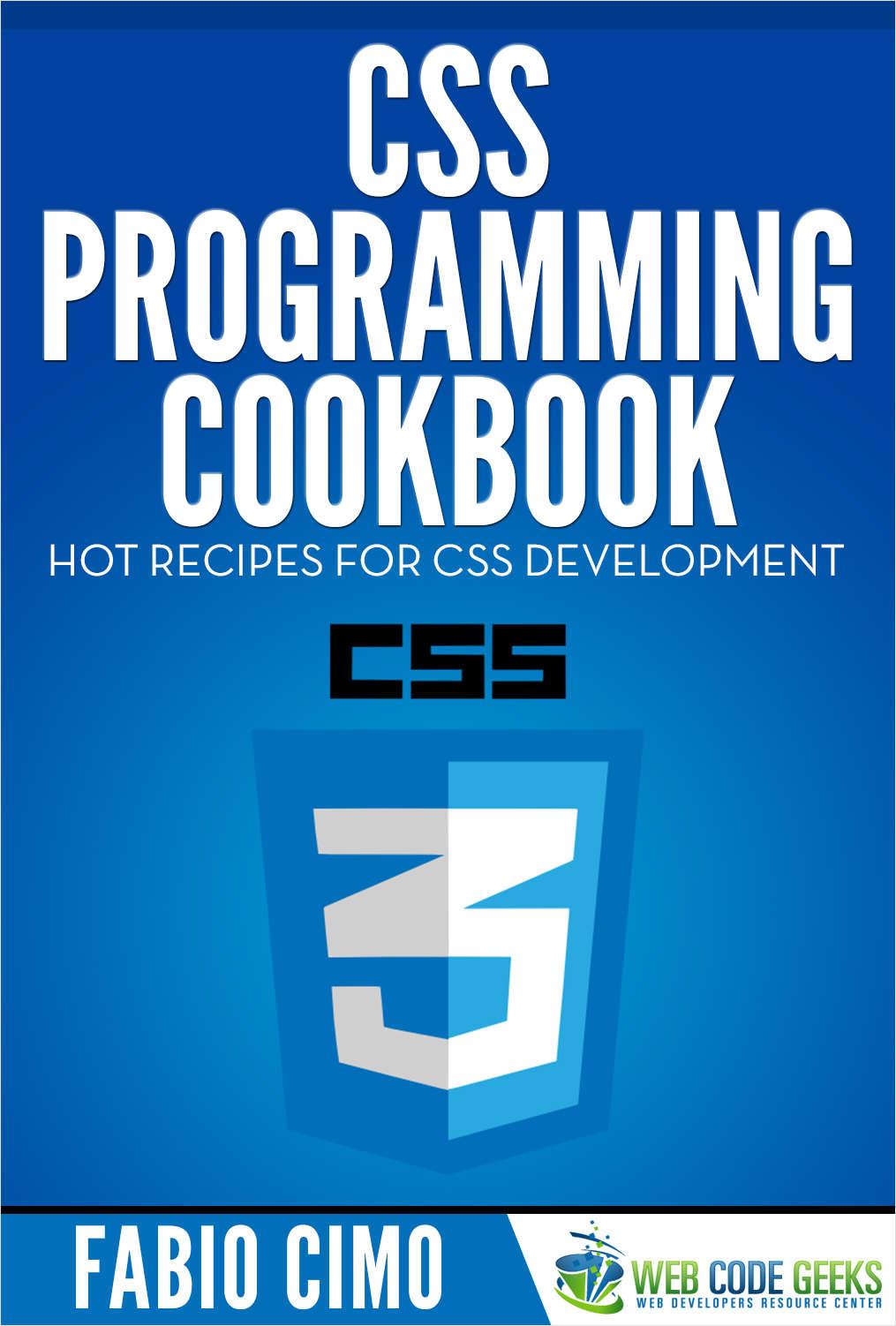 CSS Programming Cookbook