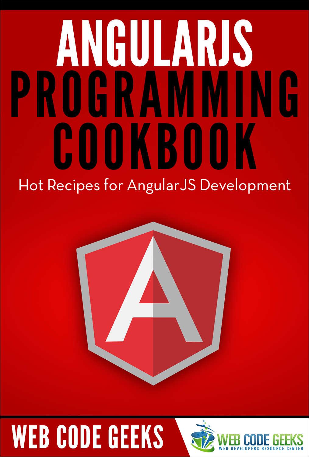 AngularJS Programming Cookbook