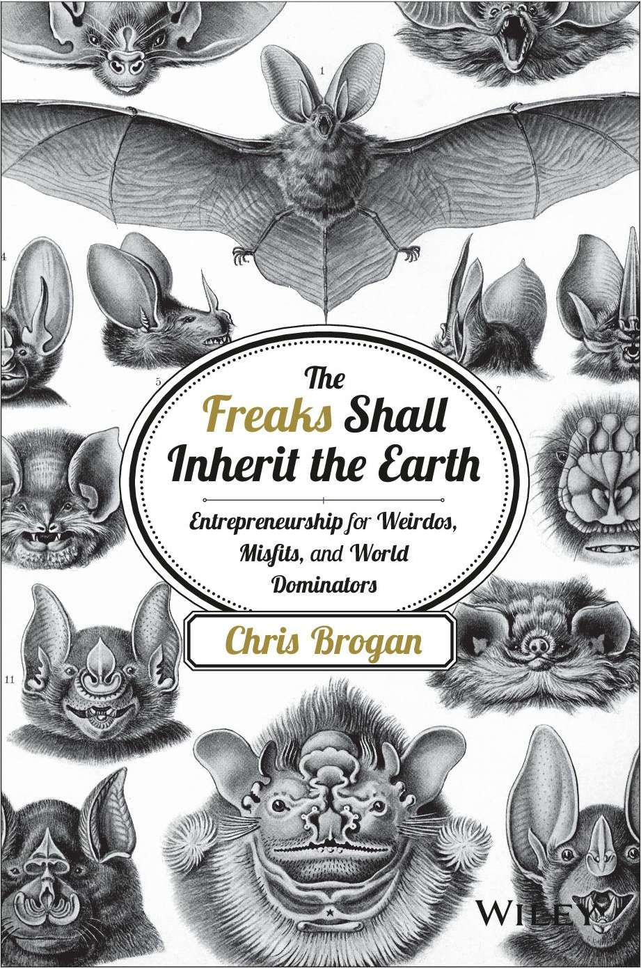 The Freaks Shall Inherit the Earth: Entrepreneurship for Weirdos, Misfits, and World Dominators--Free Sample Chapter