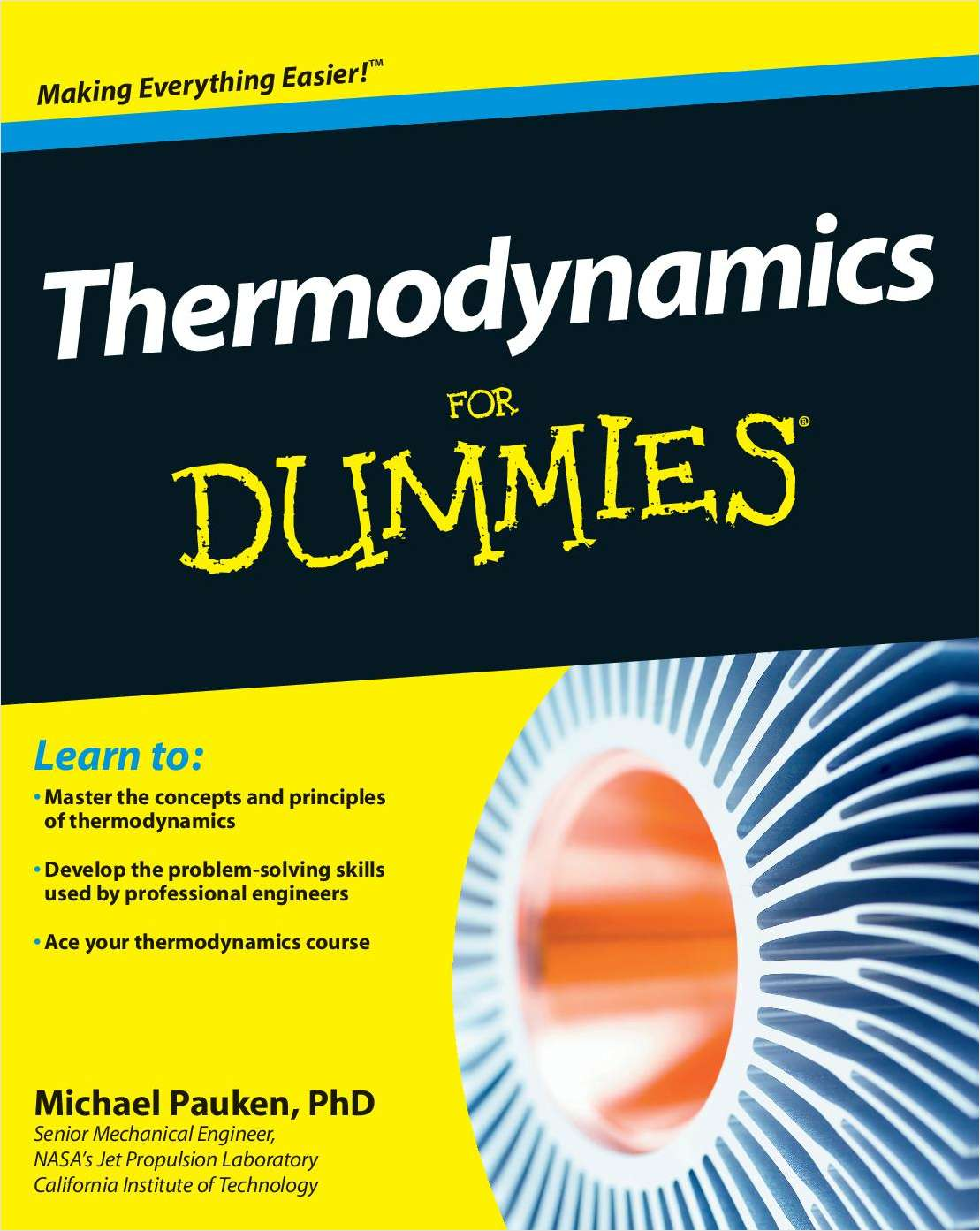 Thermodynamics For Dummies -- Free Sample Chapter