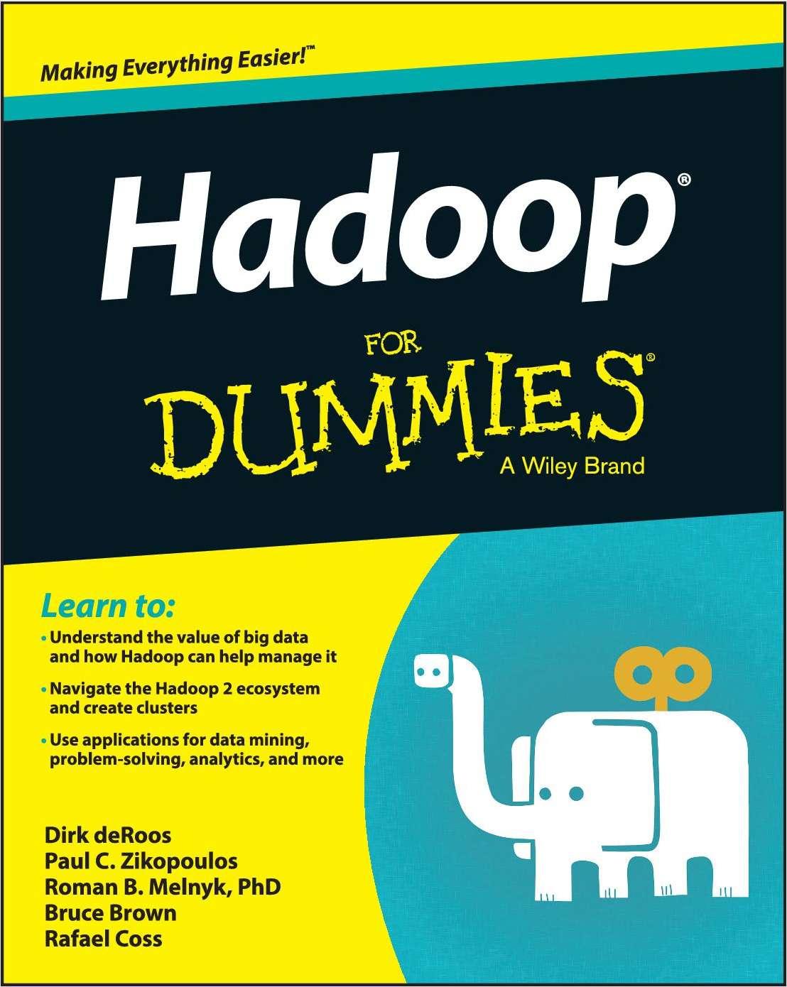 Hadoop For Dummies -- Free Sample Chapter