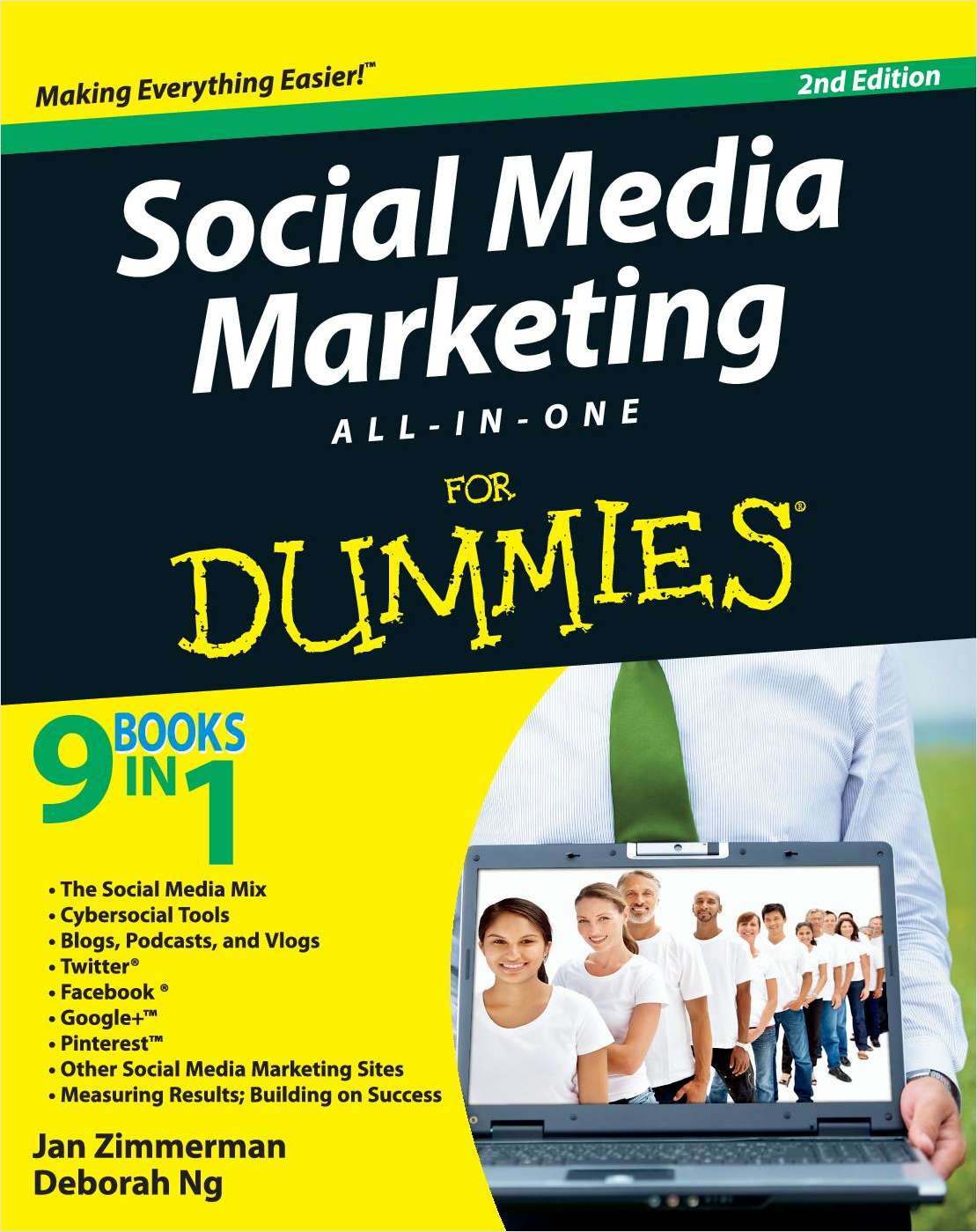 Social Media Marketing All-in-One For Dummies, 2nd Edition -- Sample Chapter