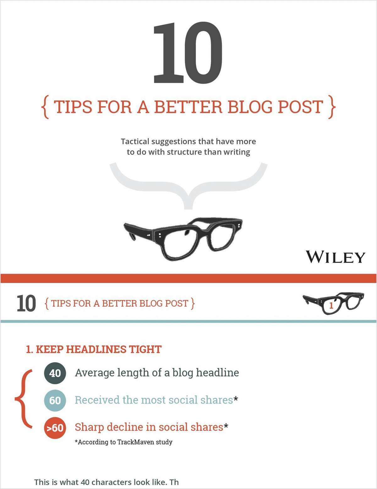10 Tips for a Better Blog Post
