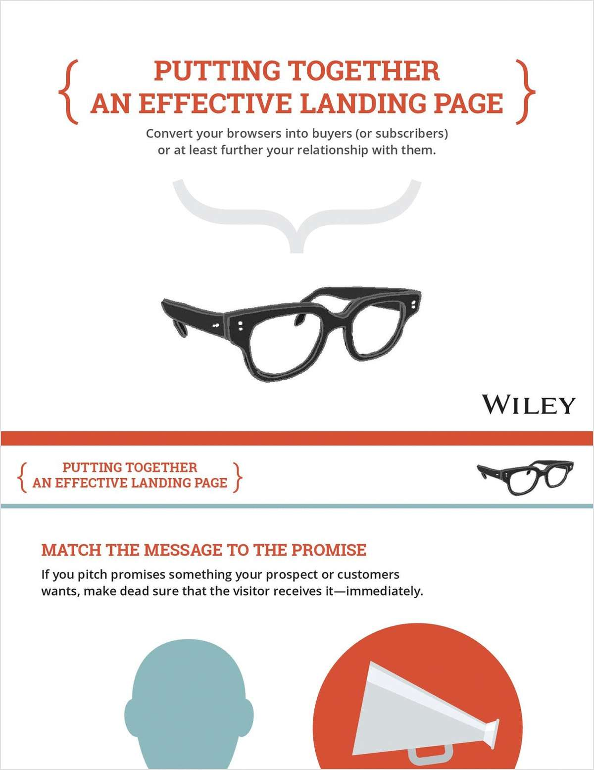 Putting Together an Effective Landing Page