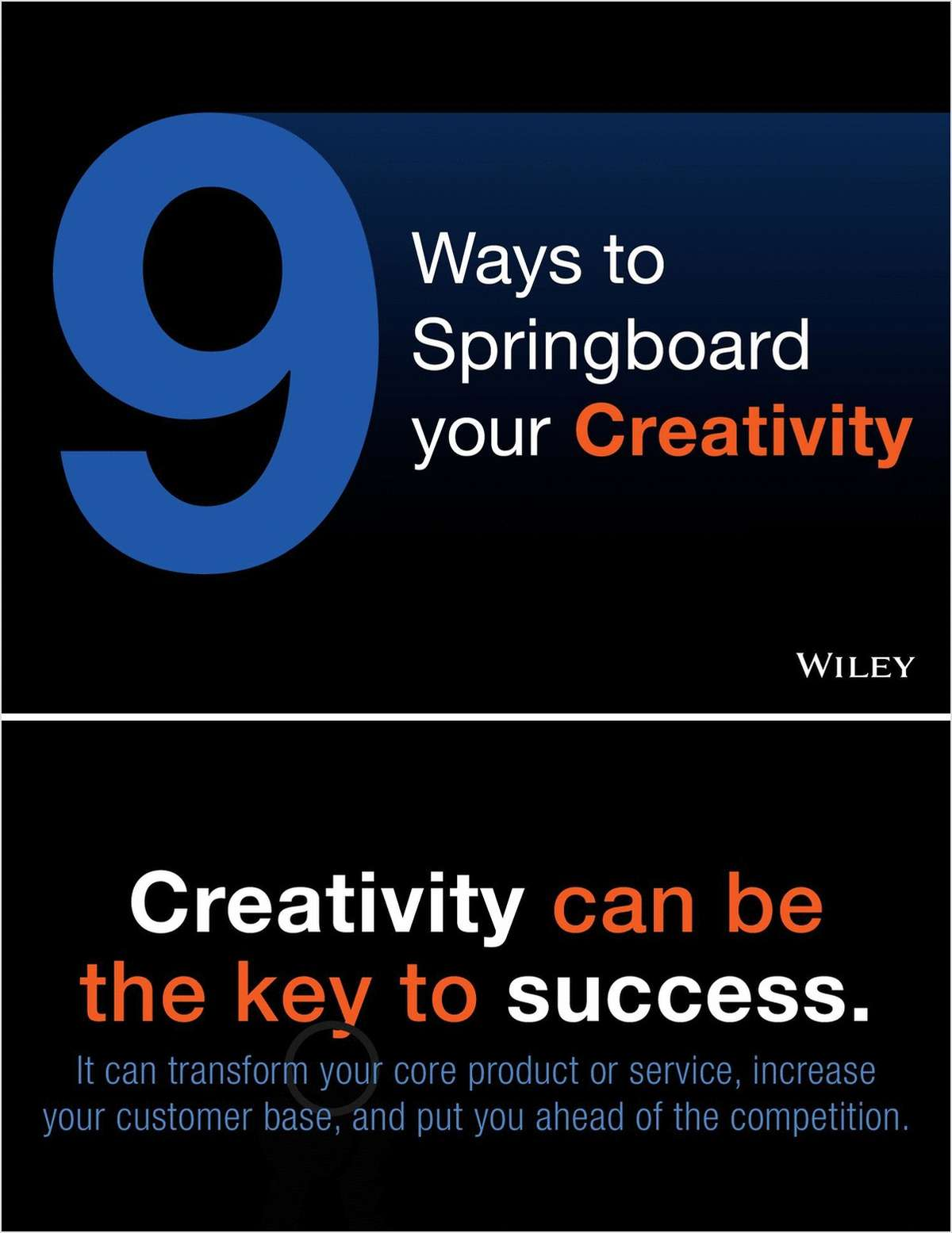 9 Ways to Springboard your Creativity