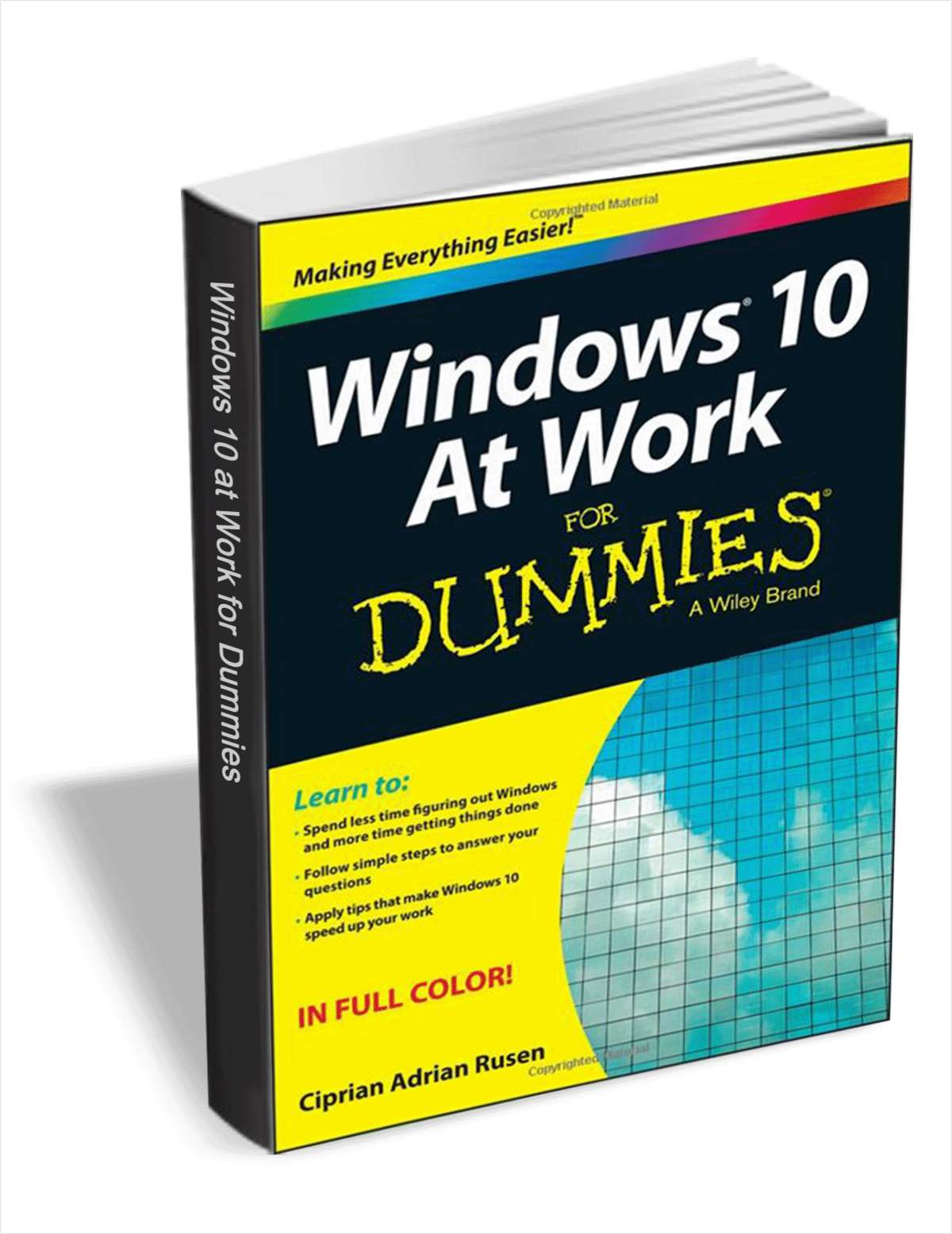 Windows 10 at Work for Dummies - FREE for a limited time (Regular Price $17.99)