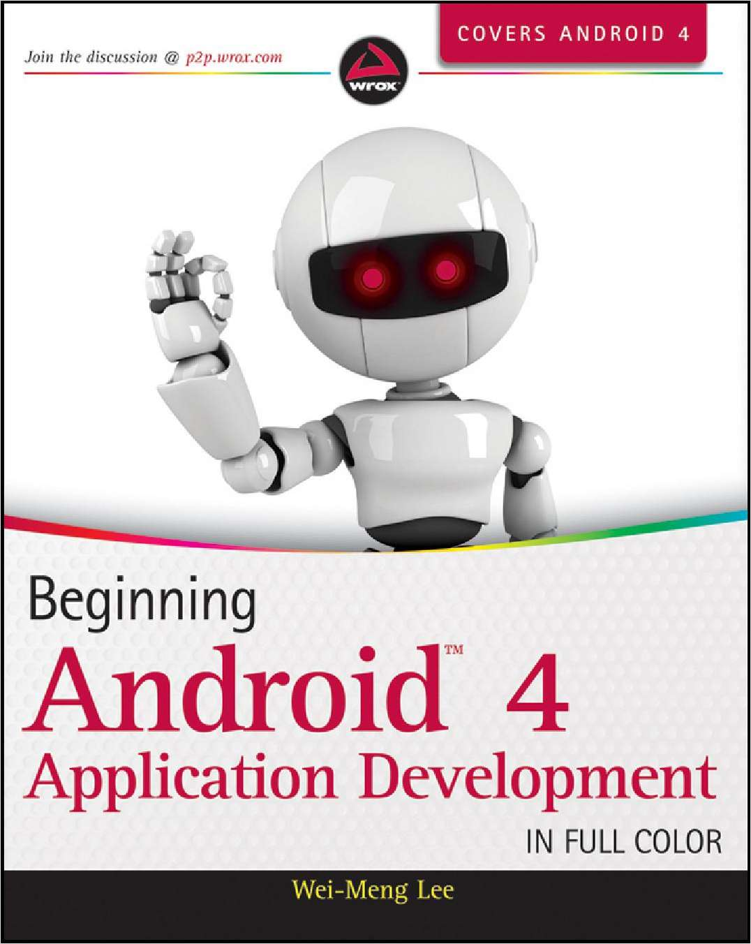 Beginning Android Application Development--Free Sample Chapter