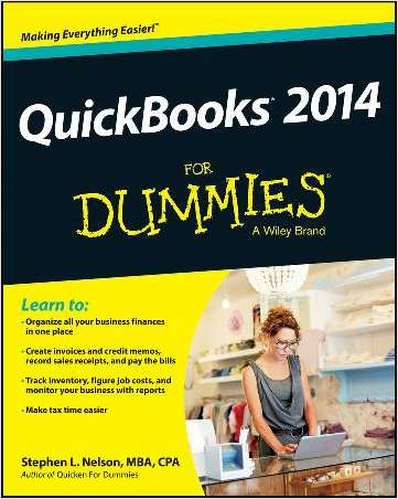 QuickBooks 2014 For Dummies--Free Sample Chapters
