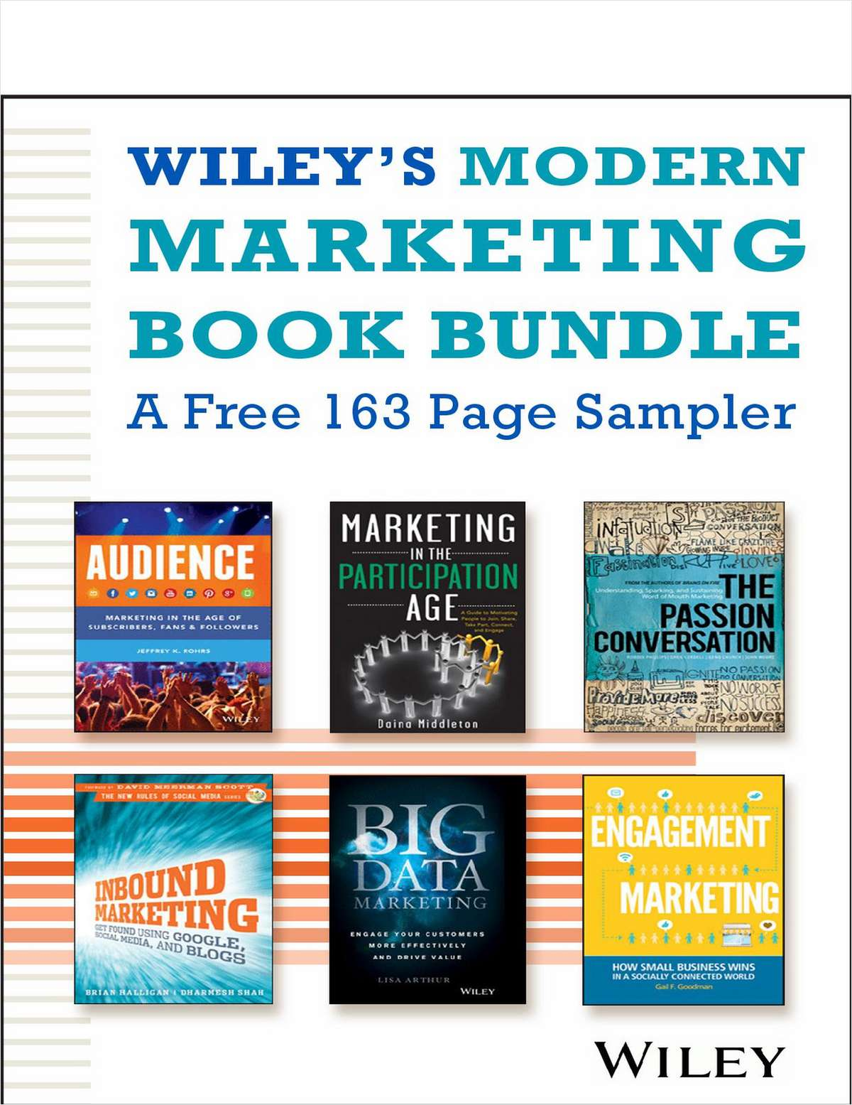 Wiley's Modern Marketing Book Bundle -- A Free 163 Page Sampler