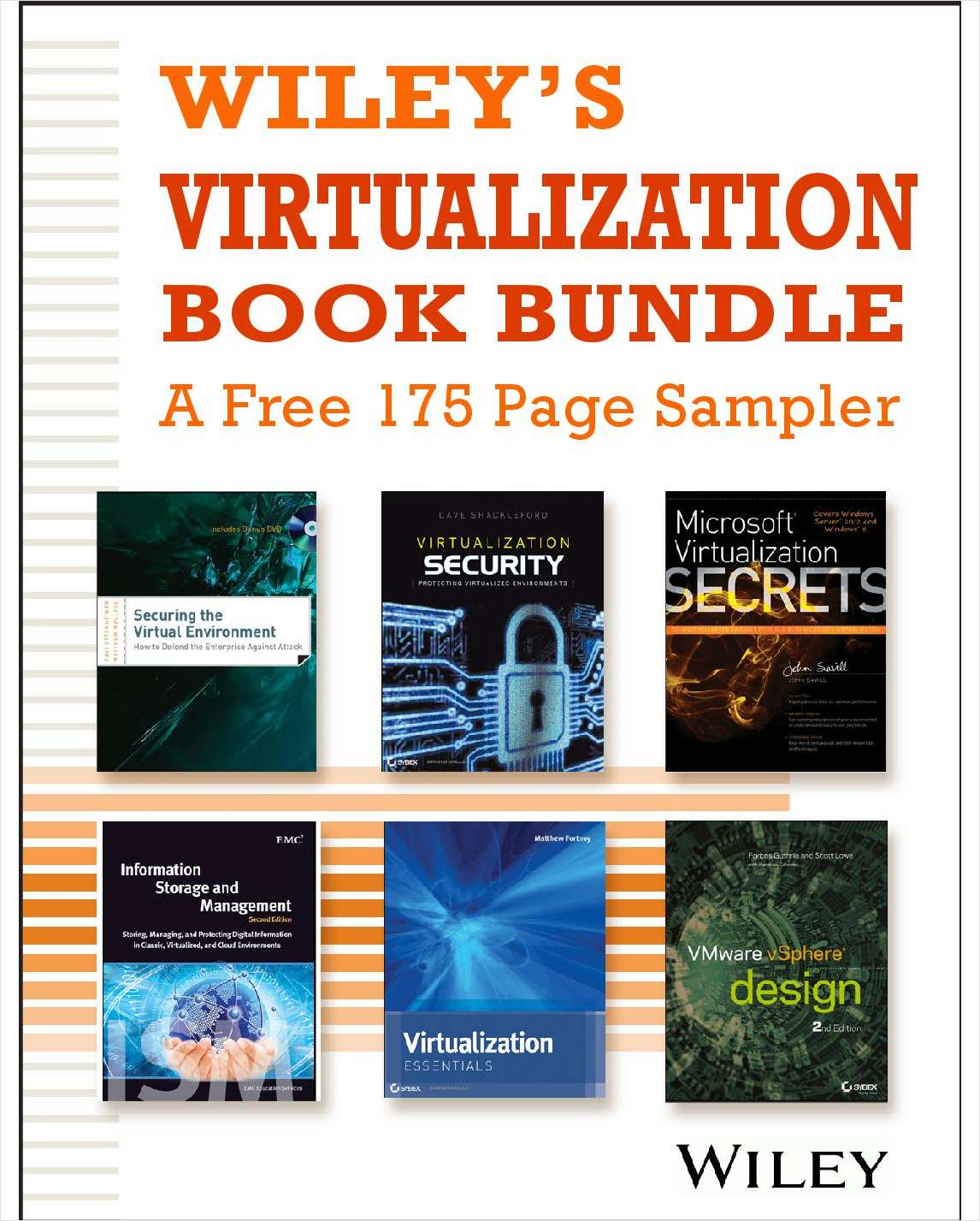 Wiley's Virtualization Book Bundle -- A Free 175 Page Sampler